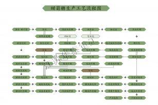 甜叶菊工艺流程